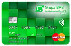 Malopolski Bank Spoldzielczy Karta Kredytowa Mastercard Credit